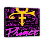 Prince Poster Canvas 10  x 8