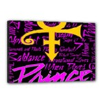 Prince Poster Canvas 18  x 12