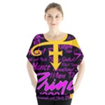 Prince Poster Blouse