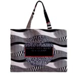 Sometimes Quiet Is Violent Twenty One Pilots The Meaning Of Blurryface Album Zipper Mini Tote Bag