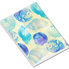 Seashells Large Memo Pads