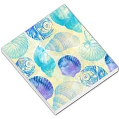 Seashells Small Memo Pads by DanaeStudio