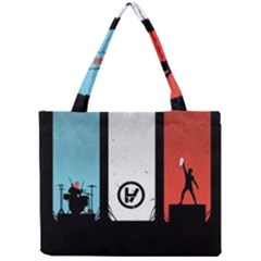 Twenty One 21 Pilots Mini Tote Bag by Onesevenart