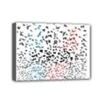 Twenty One Pilots Birds Mini Canvas 7  x 5