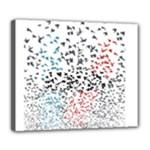 Twenty One Pilots Birds Deluxe Canvas 24  x 20