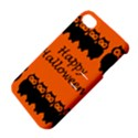 Happy Halloween - owls Apple iPhone 4/4S Hardshell Case with Stand View4
