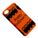 Happy Halloween - owls Apple iPhone 4/4S Hardshell Case with Stand View5
