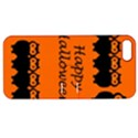 Happy Halloween - owls Apple iPhone 5 Hardshell Case with Stand View1
