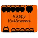 Happy Halloween - owls Samsung Galaxy Tab 7  P1000 Flip Case View1