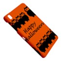 Happy Halloween - owls Samsung Galaxy Tab Pro 8.4 Hardshell Case View4