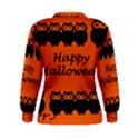 Happy Halloween - owls Women s Sweatshirt View2