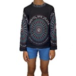 Twenty One Pilots Kids  Long Sleeve Swimwear