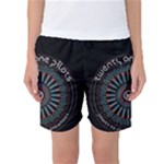 Twenty One Pilots Women s Basketball Shorts