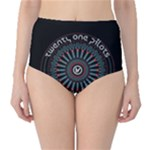 Twenty One Pilots High-Waist Bikini Bottoms
