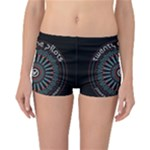 Twenty One Pilots Reversible Boyleg Bikini Bottoms