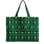Ugly Christmas Zipper Mini Tote Bag