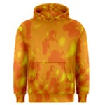 Orange decor Men s Pullover Hoodie