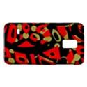 Red artistic design Galaxy S5 Mini View1
