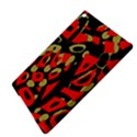Red artistic design iPad Air 2 Hardshell Cases View4