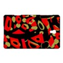 Red artistic design Samsung Galaxy Tab S (8.4 ) Hardshell Case  View1
