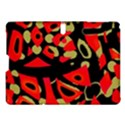 Red artistic design Samsung Galaxy Tab S (10.5 ) Hardshell Case  View1
