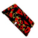Red artistic design Samsung Galaxy Tab S (10.5 ) Hardshell Case  View5