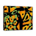 Abstract animal print Canvas 10  x 8  View1