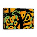 Abstract animal print Deluxe Canvas 18  x 12   View1
