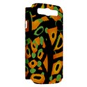 Abstract animal print Samsung Galaxy S III Hardshell Case (PC+Silicone) View2
