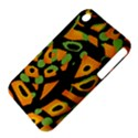 Abstract animal print Apple iPhone 3G/3GS Hardshell Case (PC+Silicone) View4