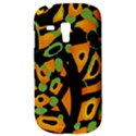 Abstract animal print Samsung Galaxy S3 MINI I8190 Hardshell Case View3