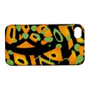 Abstract animal print Apple iPhone 4/4S Hardshell Case with Stand View1