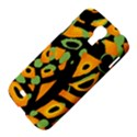 Abstract animal print Samsung Galaxy S4 I9500/I9505 Hardshell Case View4