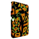 Abstract animal print Samsung Galaxy Tab 3 (10.1 ) P5200 Hardshell Case  View2