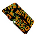 Abstract animal print Samsung Galaxy Tab 3 (10.1 ) P5200 Hardshell Case  View5