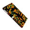 Abstract animal print Samsung Galaxy Tab Pro 10.1 Hardshell Case View4