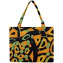 Abstract animal print Mini Tote Bag View1