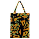 Abstract animal print Classic Tote Bag View1