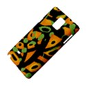 Abstract animal print Samsung Galaxy Note 4 Hardshell Case View4