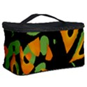 Abstract animal print Cosmetic Storage Case View2