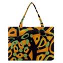 Abstract animal print Medium Tote Bag View1