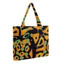 Abstract animal print Medium Tote Bag View2