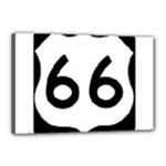 U.S. Route 66 Canvas 18  x 12