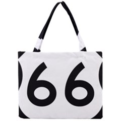 U S  Route 66 Mini Tote Bag by abbeyz71