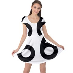 U S  Route 66 Cap Sleeve Dresses by abbeyz71
