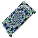 Power Spiral Polygon Blue Green White Apple iPad 3/4 Hardshell Case (Compatible with Smart Cover) View4