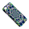Power Spiral Polygon Blue Green White Apple iPhone 4/4S Premium Hardshell Case View5