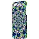 Power Spiral Polygon Blue Green White Apple iPhone 5 Hardshell Case View3