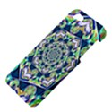Power Spiral Polygon Blue Green White Apple iPhone 5 Hardshell Case View4