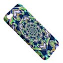 Power Spiral Polygon Blue Green White Apple iPhone 5 Hardshell Case View5